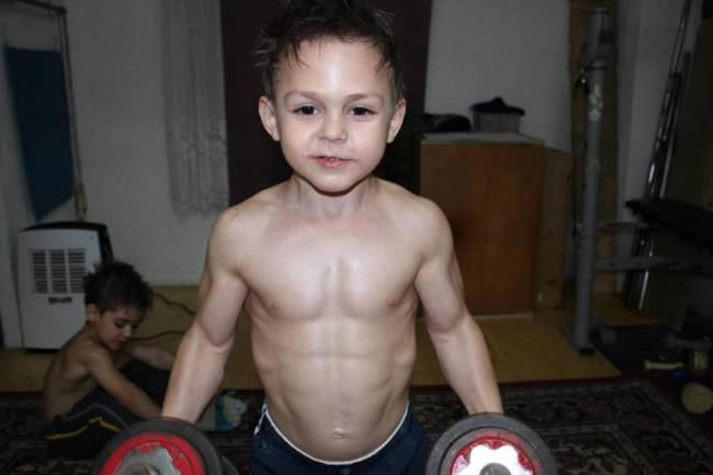 These Kids Put You To Absolute Shame In The Gym ad 136131201