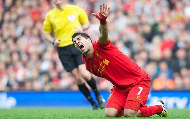 Stephen Hawking Deads All Hopes Of England World Cup Success luis suarez liverpool diving