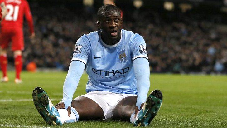 Yaya Toure Not Happy With Manchester City, Again 71962560 969bf54b d3b0 418b adfd 2abd486a636c