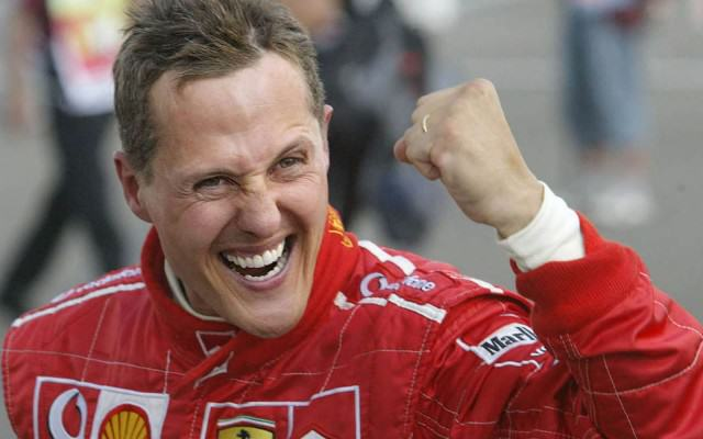 Michael Schumacher Out Of Coma And Communicating With Family Michael Schumacher 640x400