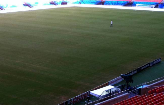 This Is The Pitch England Will Be Playing Their First Match On ad 137405956