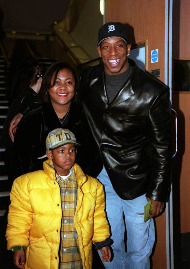Ian Wright Flies Home After Family Is Held At Knifepoint ad 138238603