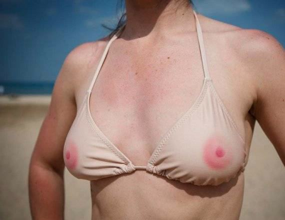 The #FreeTheNipple Campaign Bikini Is An Absolute Mind F*ck ad 138866332