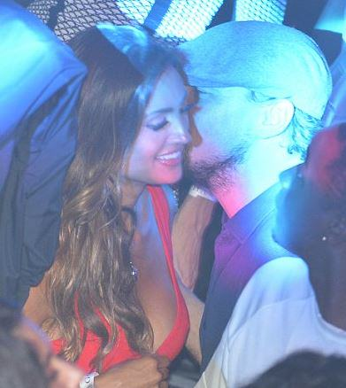 Leo DiCaprio Is Tearing Rio A New One During World Cup leo girl