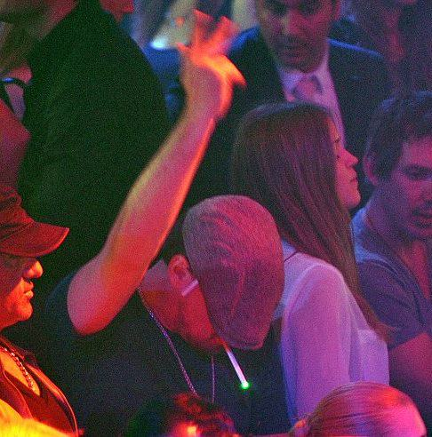 Leo DiCaprio Is Tearing Rio A New One During World Cup leo rave 1