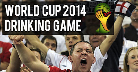 Rio World Cup 2014 Drinking Game worldcupdrinkinggame2