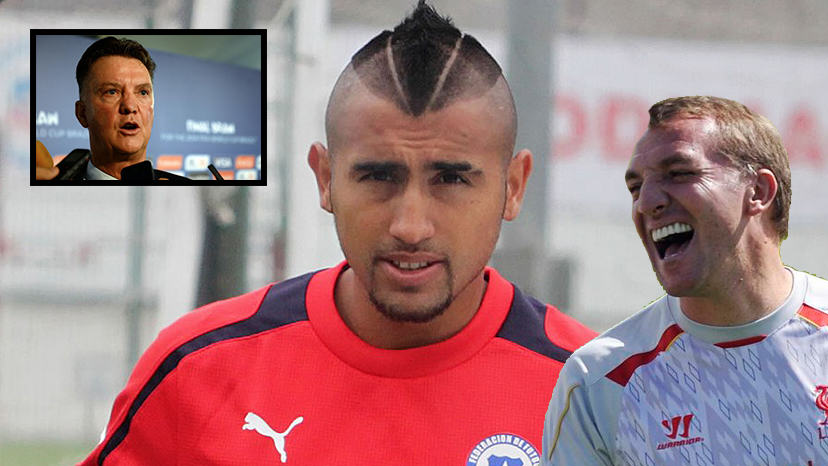 Liverpool Are About To Hijack Man Utds Vidal Move 127