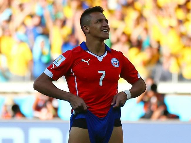 Transfer News: Alexis Sanchez Move To Arsenal Is Complete 451390654 e1404556432385