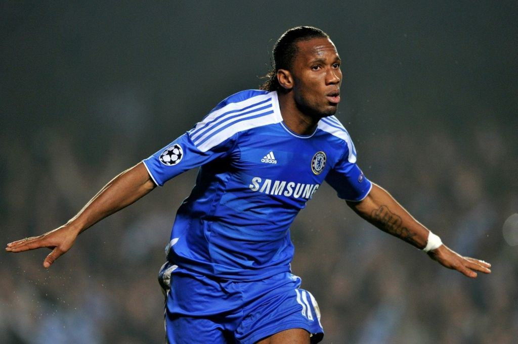 Drogba Set For Chelsea Comeback Before Joining Coaching Staff Permanently  Chelsea Didier Drogba cropped 807192