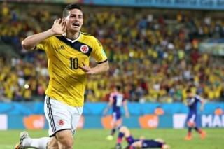 2014 World Cup Team Of The Tournament James Rodr guez 011 320x213