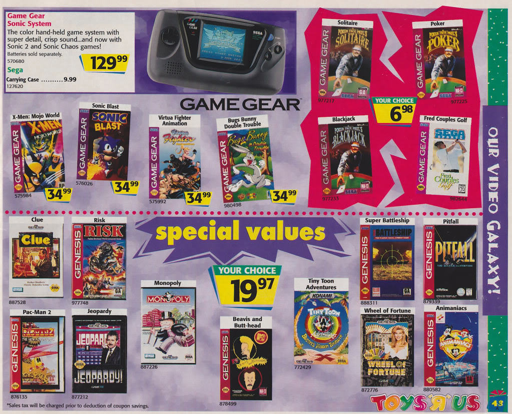 These 1997 Toys R Us Adverts Are Stupidly Nostalgic K0x8zGH