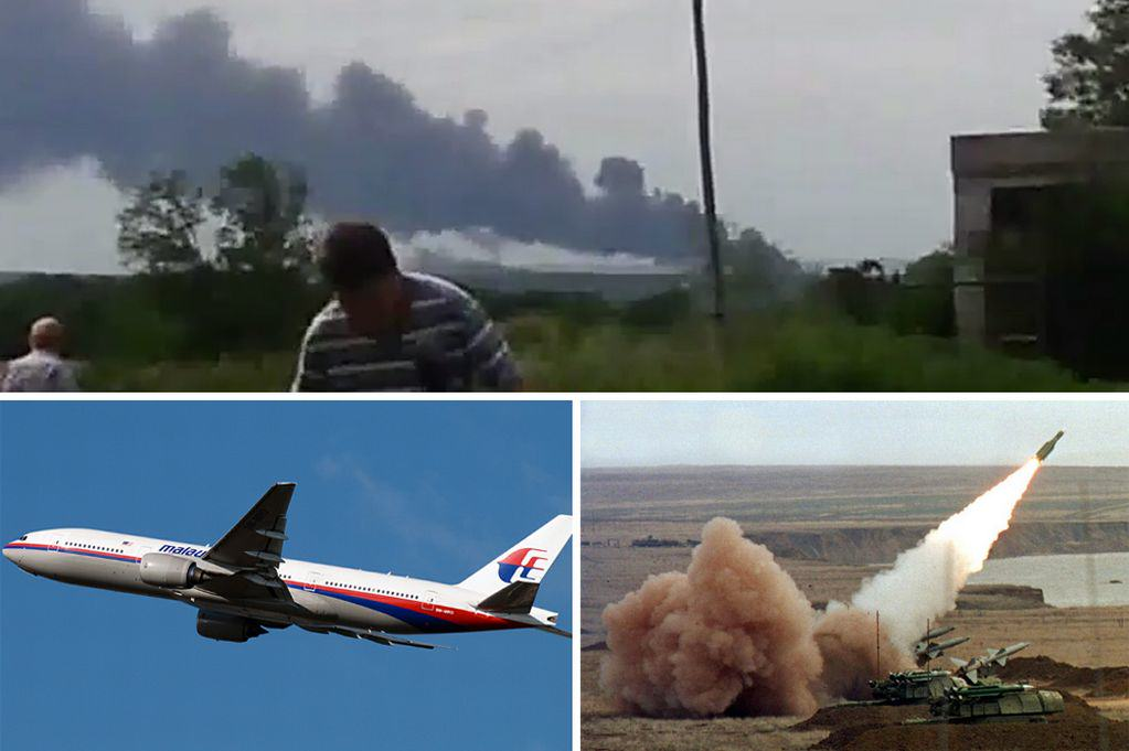 Malaysian Passenger Plane Shot Down Over Ukraine, Killing Everyone Onboard Malaysian Airlines plane crashes in Ukraine