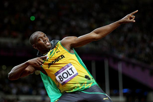Is This Proof That Usain Bolt Is A Member Of The Illuminati? Usain Bolt