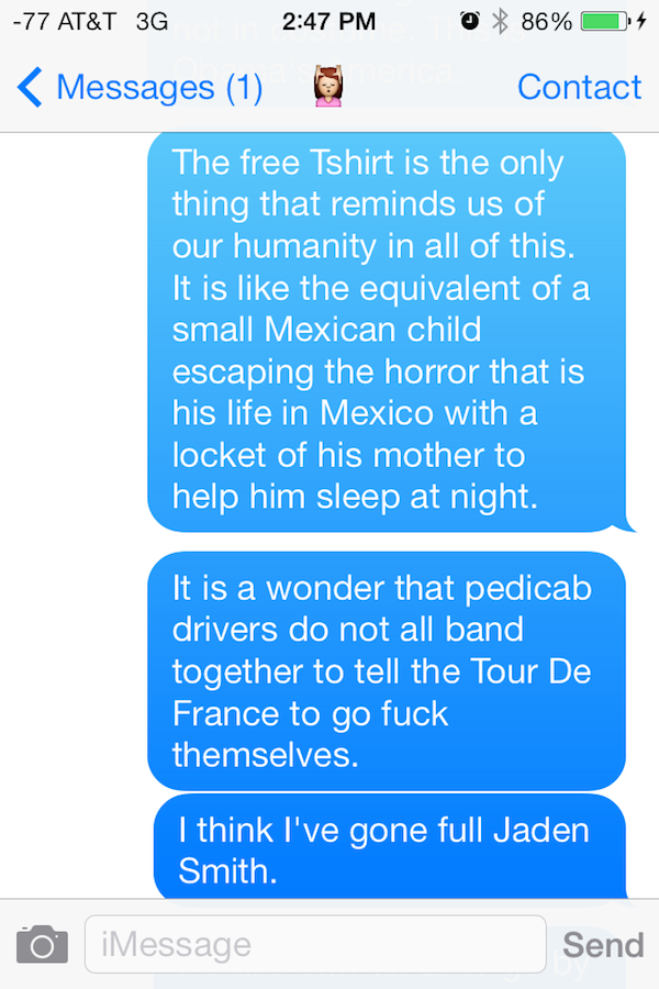 Guy Gets High On Mushrooms At Comic Con, His Texts Are Incredible comic con shrooms 10