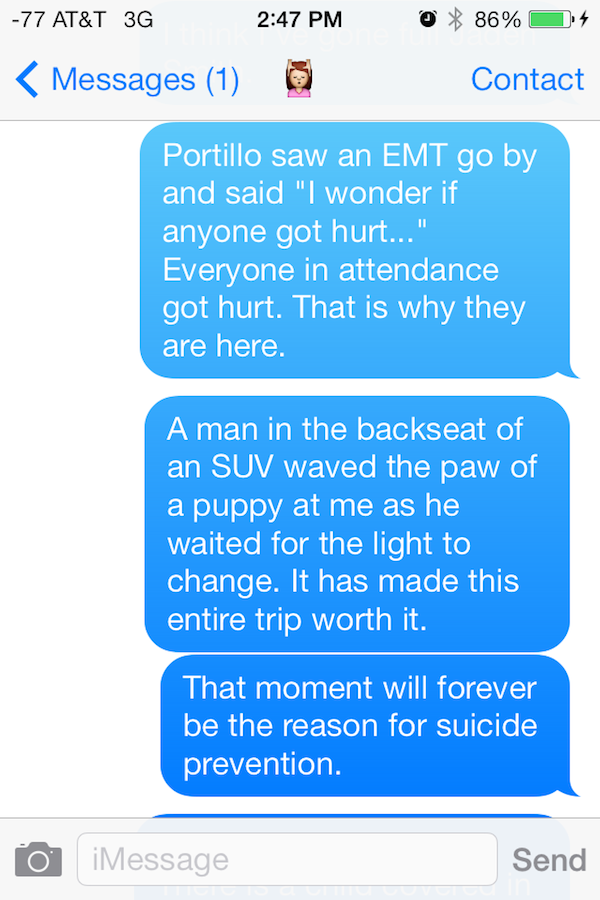 Guy Gets High On Mushrooms At Comic Con, His Texts Are Incredible comic con shrooms 11