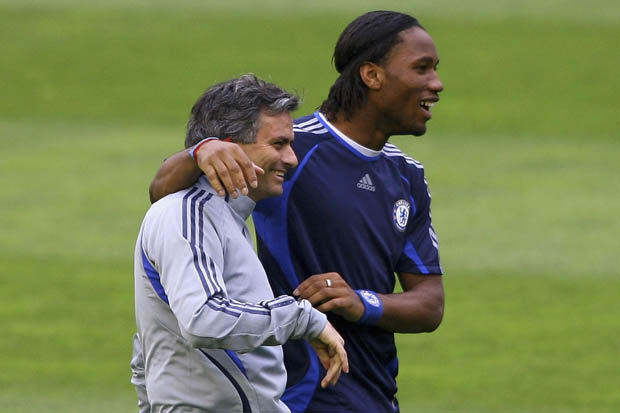 Drogba Set For Chelsea Comeback Before Joining Coaching Staff Permanently  jose mourinho chelsea didier drogba 370220