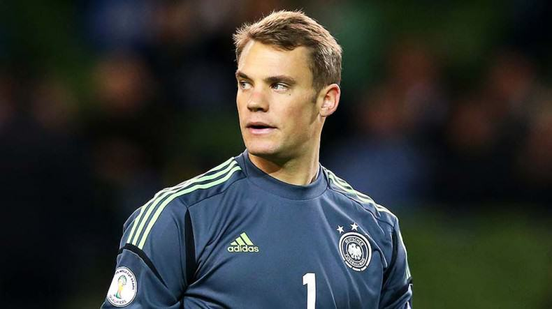 2014 World Cup Team Of The Tournament manuel neuer germany national team goalkeeper world cup 2014 790x443