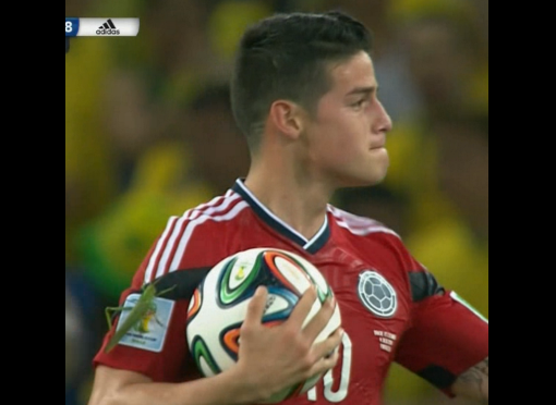 Manchester United Are Set To Bid £65 Million For James Rodriguez rodriguez