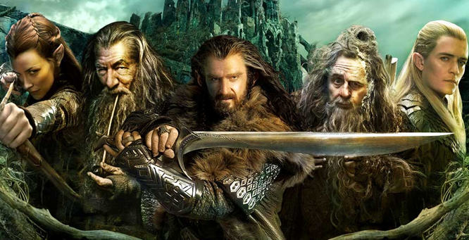 The Brand New Hobbit Trailer Is Pretty Immense the hobbit the battle of the five armies synopsis