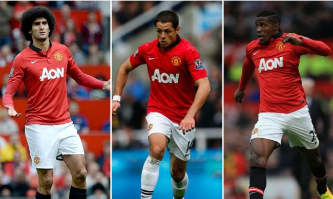 Van Gaal Puts 10 Man Utd Players Up For Sale On First Day At Job united e1405581636166