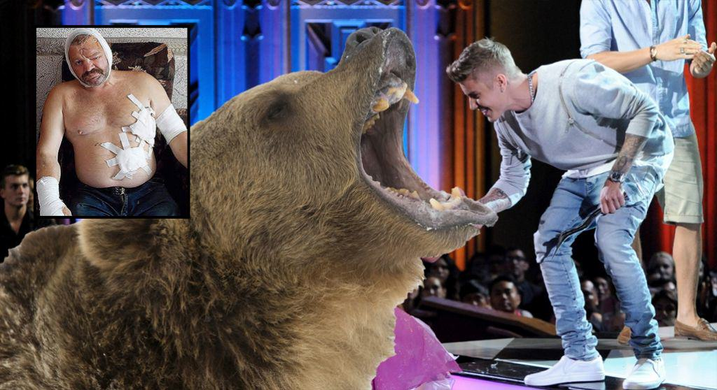 Justin Bieber Song Scares Bear Away From Man Mid Attack 16