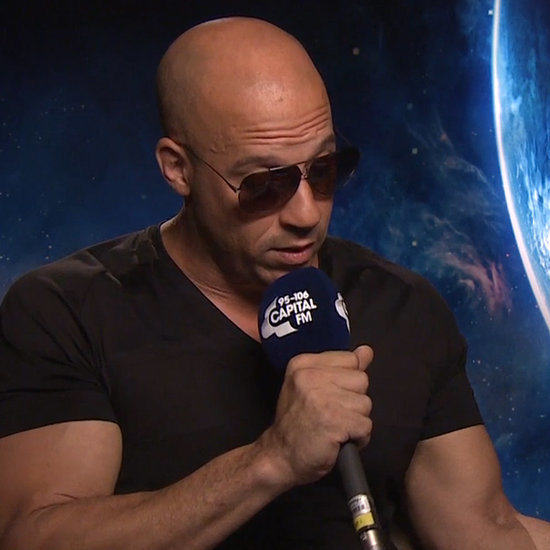 Someone Merged Vin Diesel Singing Stay With Me With The Actual Music Video Vin Diesel Singing Sam Smith Stay Me Video