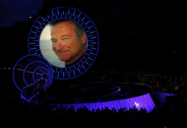 The VMA Awards Tribute To Robin Williams Was Shameful ad143856052the late actor r