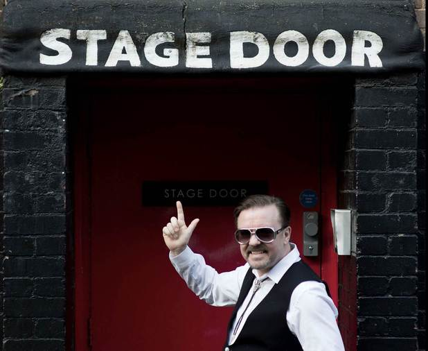 David Brent Movie Life On The Road Confirmed For 2015 brent