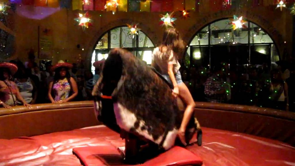 Sexiest Mechanical Bull Ride Of All Time maxresdefault1