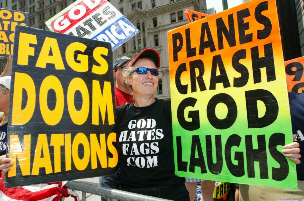 Beautiful Rant About Westboro Baptist Churchs Decision To Disrupt Robin Williams Funeral phelpsians