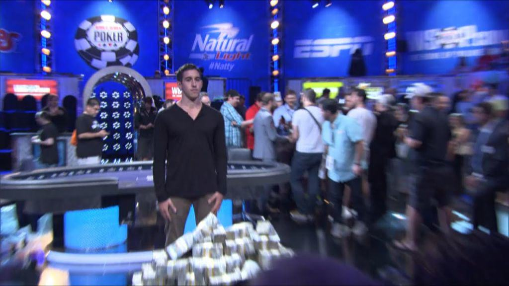Poker Player Wins $15M, His Reaction Is WEIRD poker player wins 15m his reacti