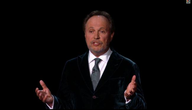 Billy Crystals Touching Tribute To Robin Williams At The 2014 Emmys rw2