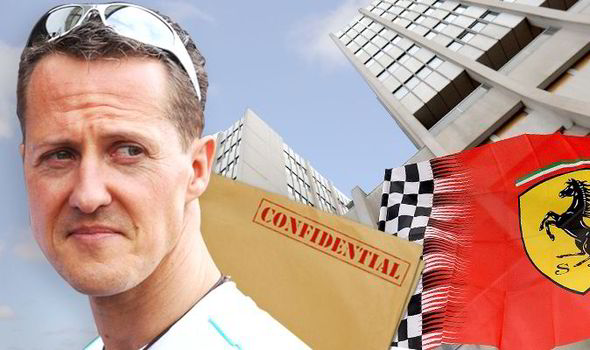 Man Suspected Of Stealing Schumacher Medical Records Found Dead In Prison Cell schumacher25jun14 484495