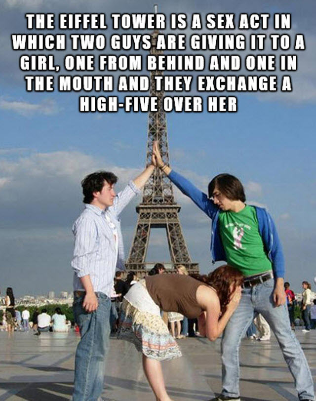 13 Facts You Need To Know About Threesomes  Eiffel Tower