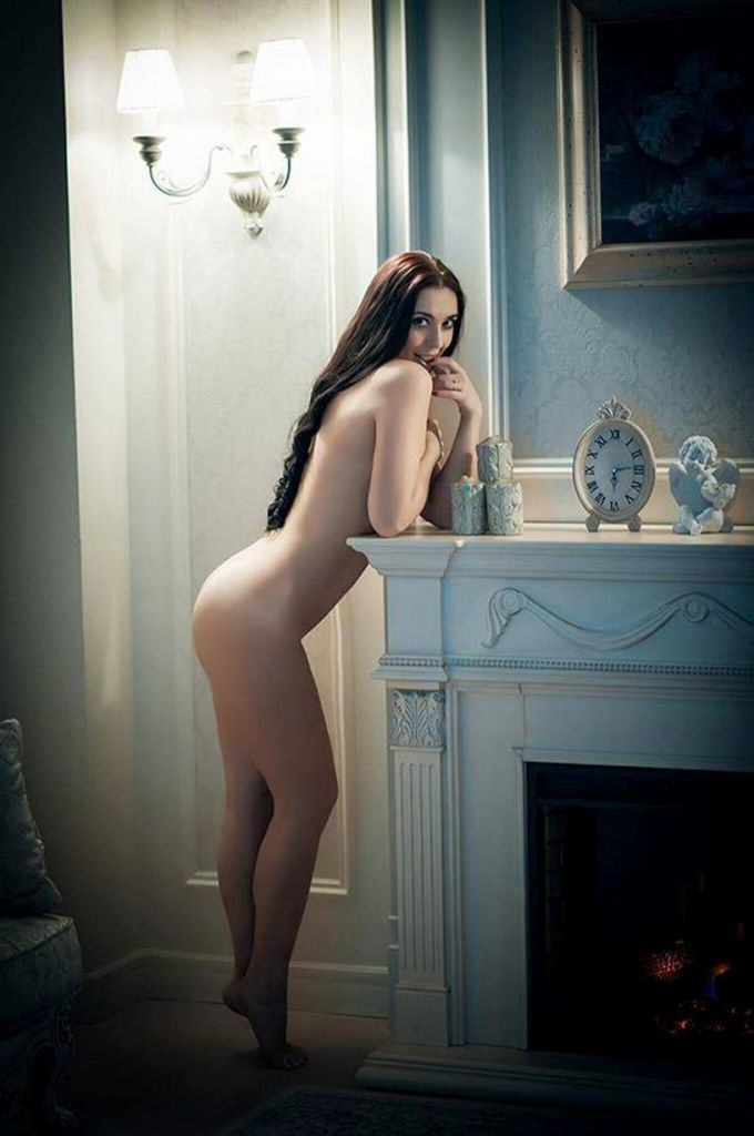 Stunning Politician Happy That Her Nudes Were Leaked PAY Olga Lyulchak 1