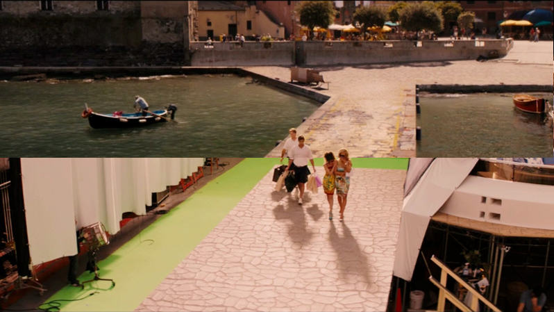 Amazing VFX That You Didnt Notice In The Wolf Of Wall Street WOLF Brainstorm VFX