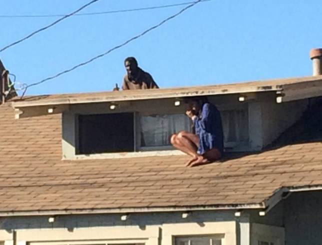 Woman Hides On Roof As Intruder Searches For Her ad 146943696 1