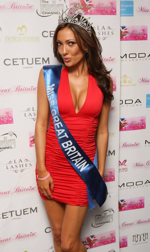 Lads, Miss Great Britain Is Looking For A Fun New Flatmate ad 146972244