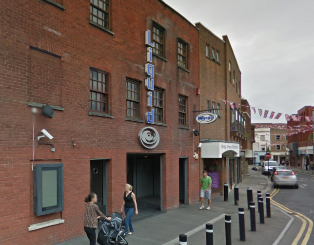 Nightclub Made To Apologise For Tweeting Pic Of Naked Drunk Girl liquid1