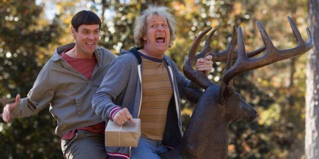 Second Trailer For Dumb And Dumber To Is Even More Outrageous o DUMB AND DUMBER TO facebook