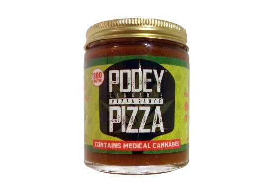 Weed Lovers, You Can Now Get Weed Pizza podey pizza cannabis sauce