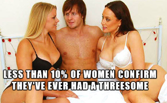 13 Facts You Need To Know About Threesomes  threesome 1