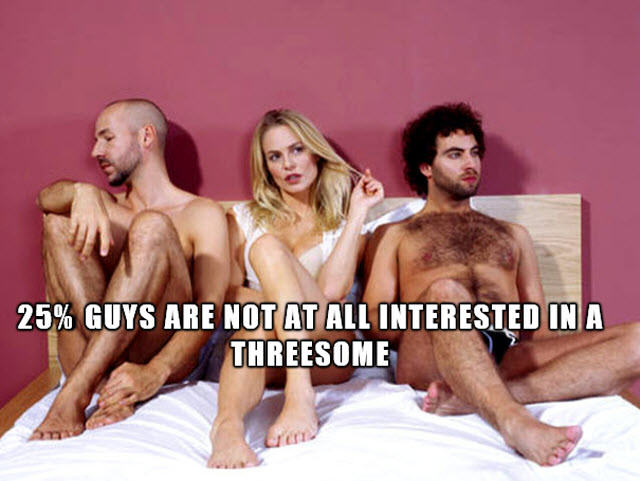13 Facts You Need To Know About Threesomes  threesome 2