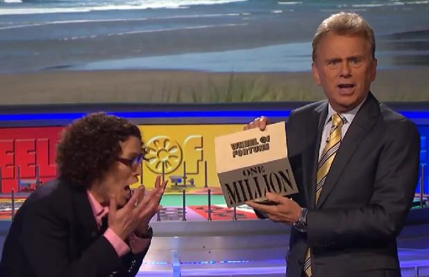 Woman Becomes Third Ever $1 Million Wheel Of Fortune Winner wheel of fortune 618x400