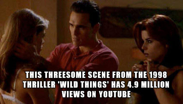 13 Facts You Need To Know About Threesomes  wild things