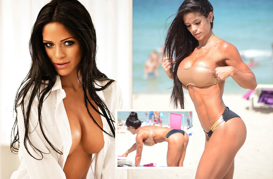 Michelle Lewin Might Just Have The Best Body Of 2014 11