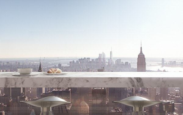 This Is What A $95M Apartment In NYC Looks Like 1119