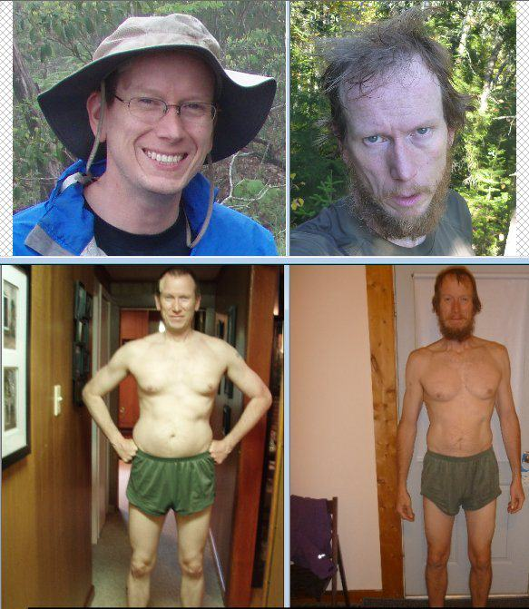 US Marines Crazy Body Transformation After 2000 Mile Hike 2000 mile hike body transofrmation