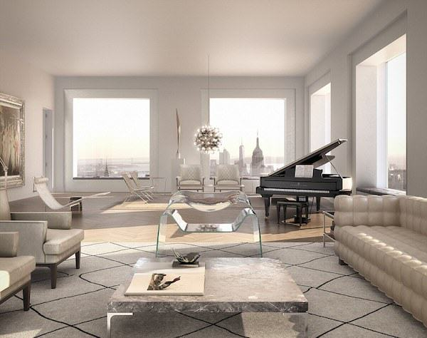 This Is What A $95M Apartment In NYC Looks Like 243