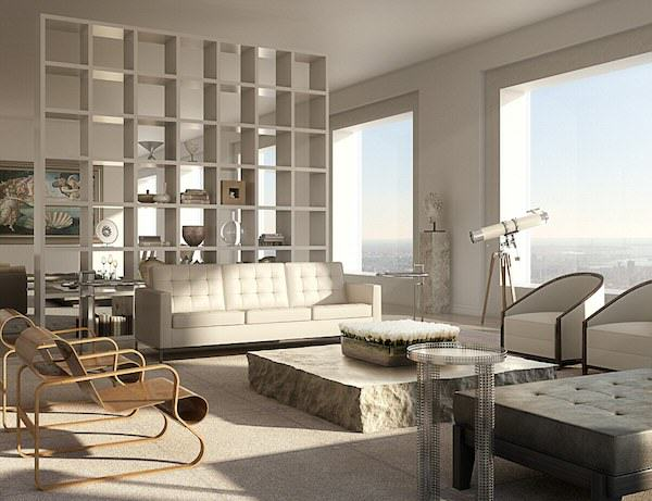 This Is What A $95M Apartment In NYC Looks Like 538